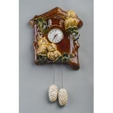 Настенные часы 'Совята'