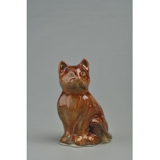 Скульптура - копилка 'Кошка' б.