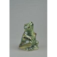 Скульптура 'Царевна-лягушка'