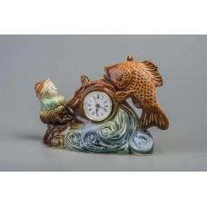 Часы 'Рыбалка'
