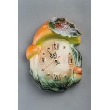 Часы настенные  'Грибочки'