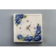 Часы настенные 'Букет'