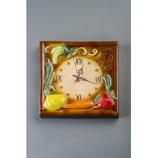 Часы настенные  'Овощи'
