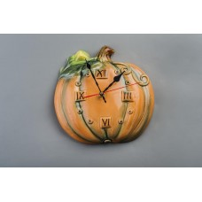 Часы  настенные 'Тыква'