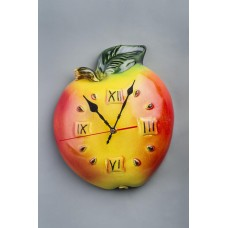 Часы настенные 'Яблоко'