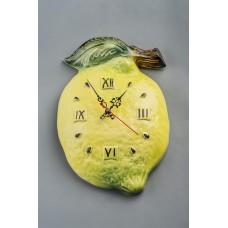Часы настенные 'Лимон'