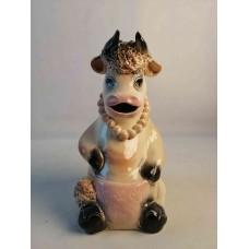 Скульптура-копилка  'Корова'