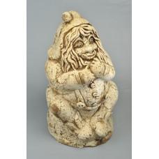 Скульптура 'Гном'