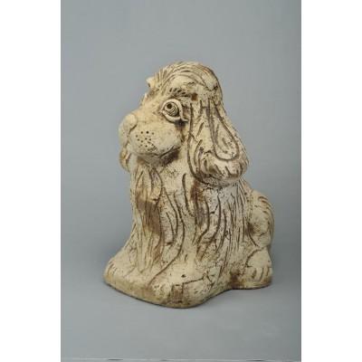 Скульптура 'Собака'