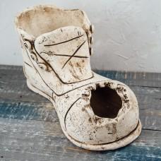 Кашпо 'Ботинок'