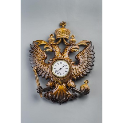 Часы настенные 'Орел' №1