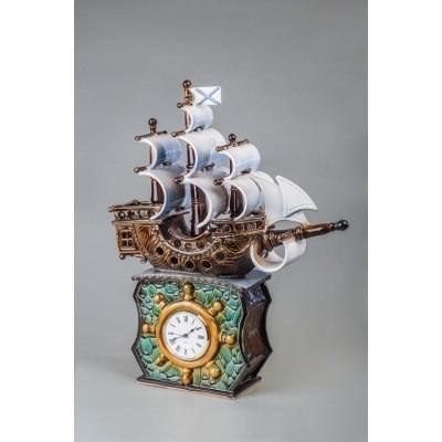 Часы 'Корабль'