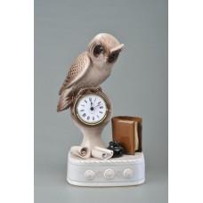 Часы 'Мудрая сова'