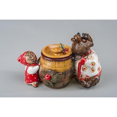 Медовница 'Маша и медведь'