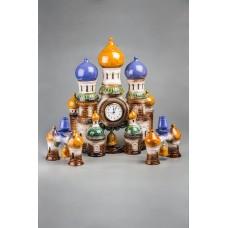 Часы настольные 'Собор'