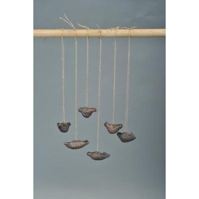 Свистулька-подвеска