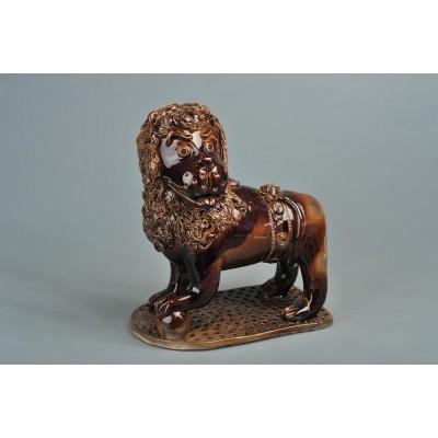 Скульптура 'Лев'