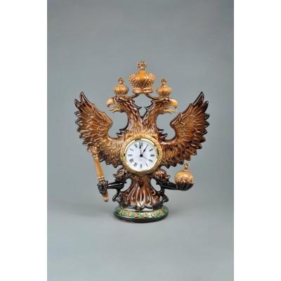 Часы настольные 'Орел' №2