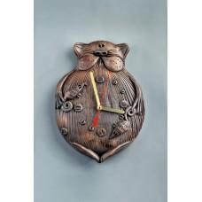 Часы настенные 'Кот'