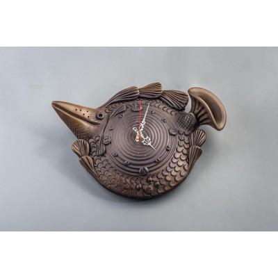 Часы настенные 'Рыба'
