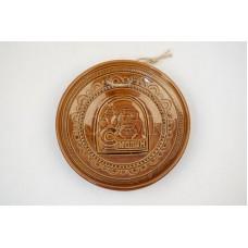Настенная тарелка Скопин