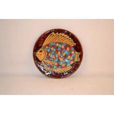Настенное панно Знаки зодиака-Рыба (шамот)